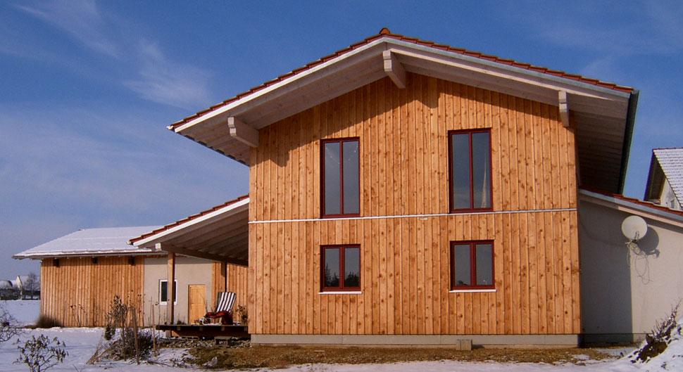 Holzrahmenbau  Holzrahmenbau - Herbert Maier Holzbau, Windorf bei Hebertsfelden